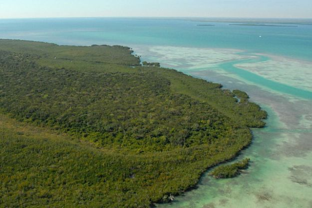 """""""Totten Key""""  by National Park Service South Florida / Caribbean Network - National Park Service website, Wikimedia Commons"""